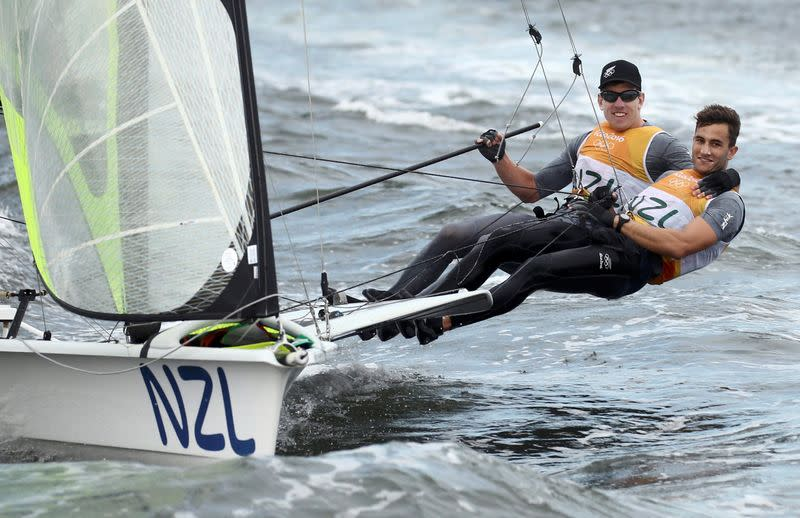 Sailing: New Zealand to join SailGP fleet with Burling and Tuke