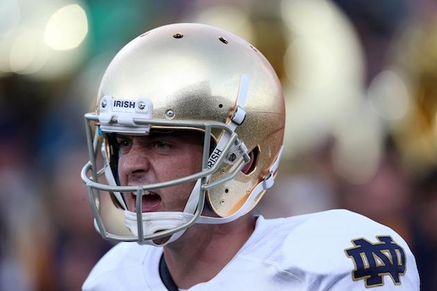 Fans petition the President of the United States to bench Notre Dame QB Tommy Rees