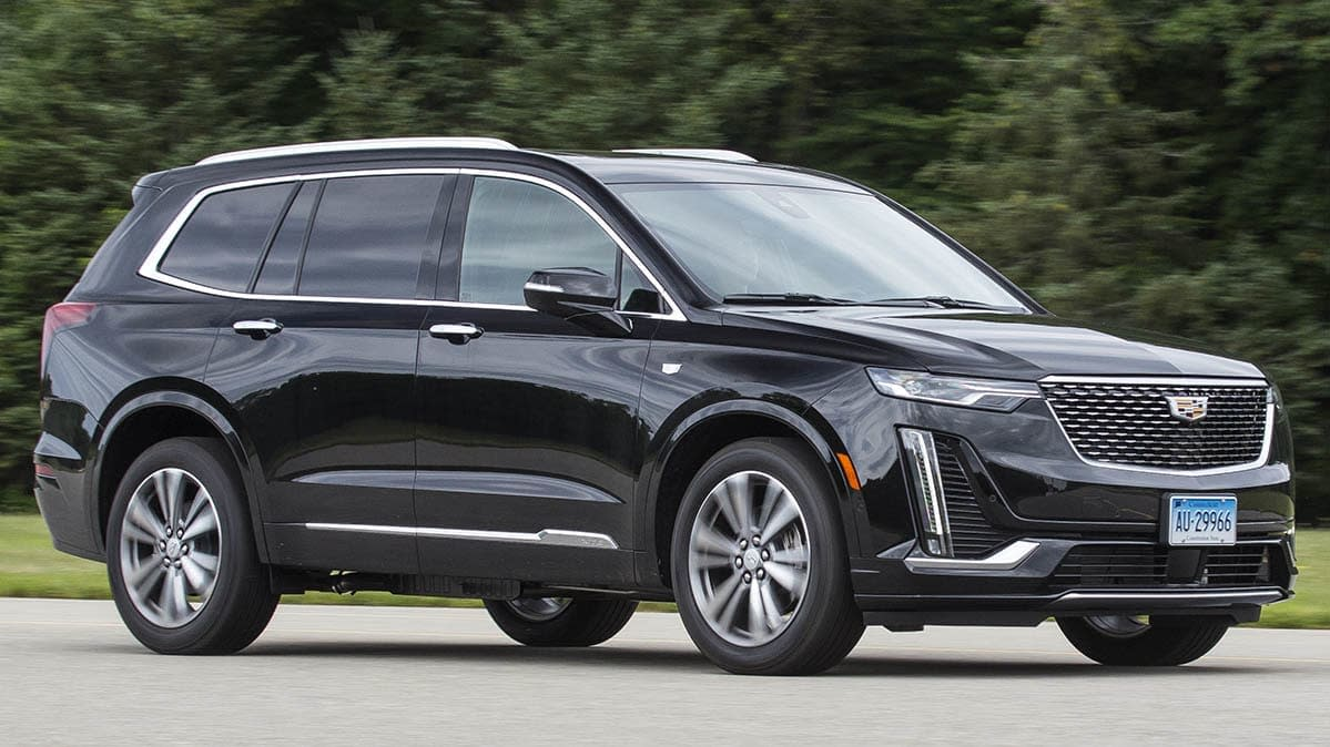 Best Shingles 2020 2020 Cadillac XT6 Is a Pleasant, Forgettable SUV