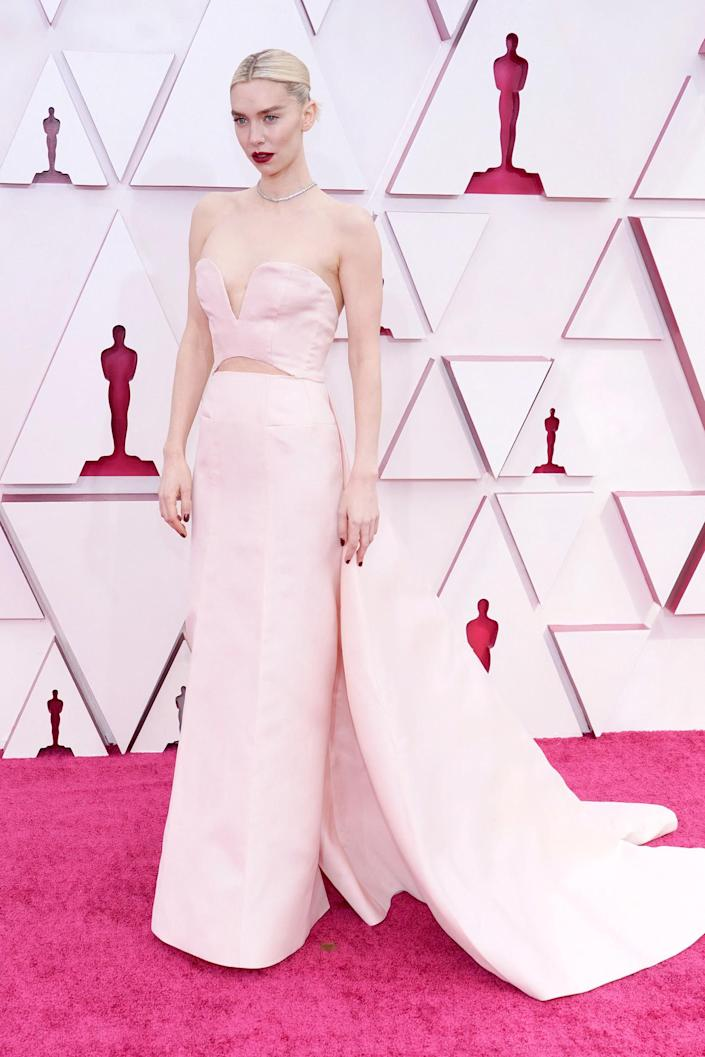 Vanessa Kirby (CHRIS PIZZELLO / AFP - Getty Images)