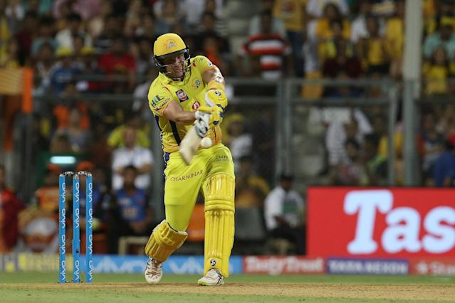 <p>Shane Watson is the 2nd cricketer, after Wriddhiman Saha, to score a hundred in IPL final </p>