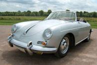 <p>It may seem like the Porsche 911 has been around since the dawn of time, but actually, the 356 preceded it as the iconic German sports car.</p>
