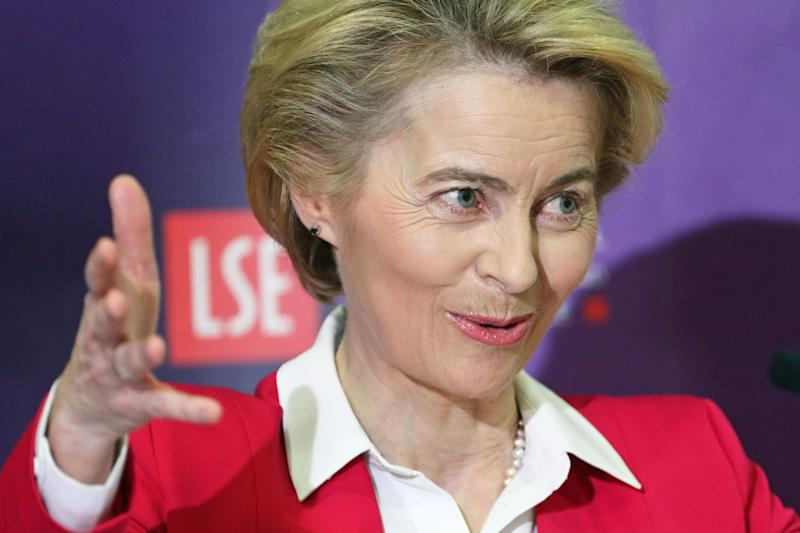 Ursula von der Leyen (Photo by Yui Mok/PA Images via Getty Images)