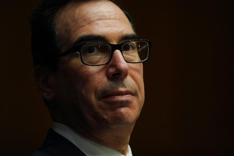 US Treasury Secretary Steven Mnuchin said he'd continue talking with House Speaker Nancy Pelosi to resolve weeks of deadlock on additional aid to the economy