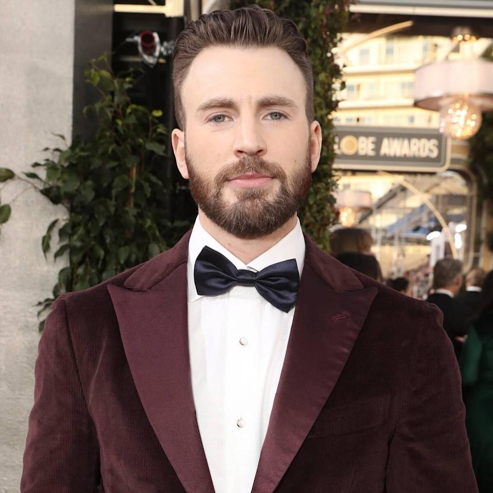 Chris Evans Fans Marvel Over His Abs and Tattoos in New Video