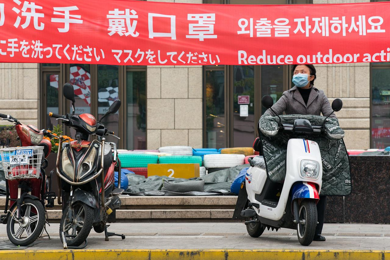 China Spins Coronavirus Crisis, Hailing Itself as a Global Leader