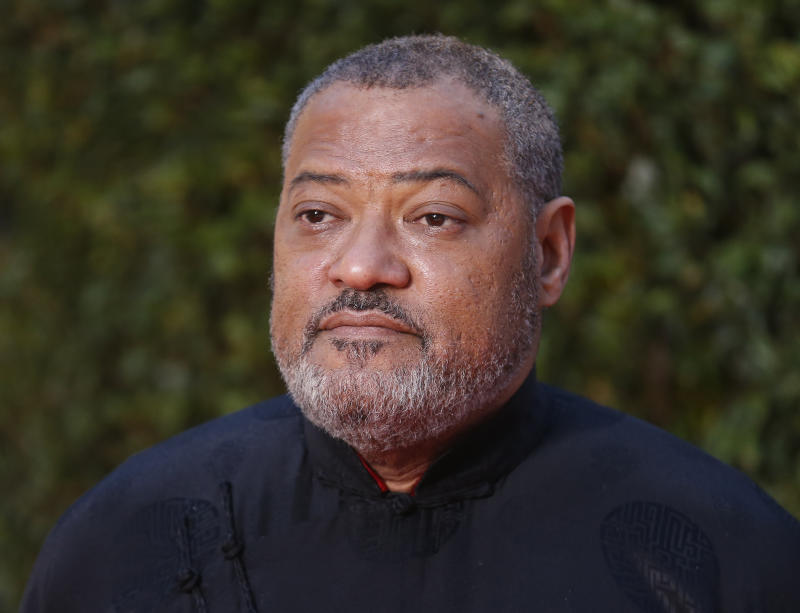 49th NAACP Image Awards – Arrivals – Pasadena, California, U.S., 15/01/2018 – Laurence Fishburne. REUTERS/Danny Moloshok