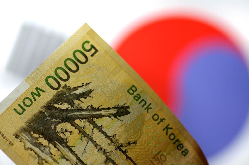 Surge in damaged cash as worried South Koreans try to microwave the virus