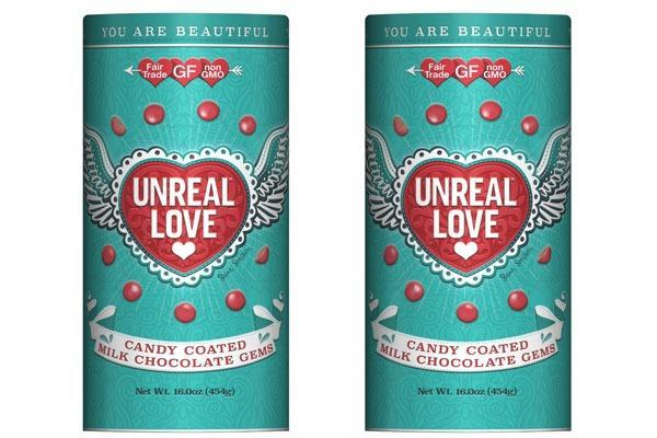 Valentines Candy Ranked UnReal Candy Coated Milk Chocolates