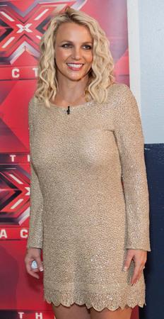 Britney Spears impressed by Menudo star's X Factor audition