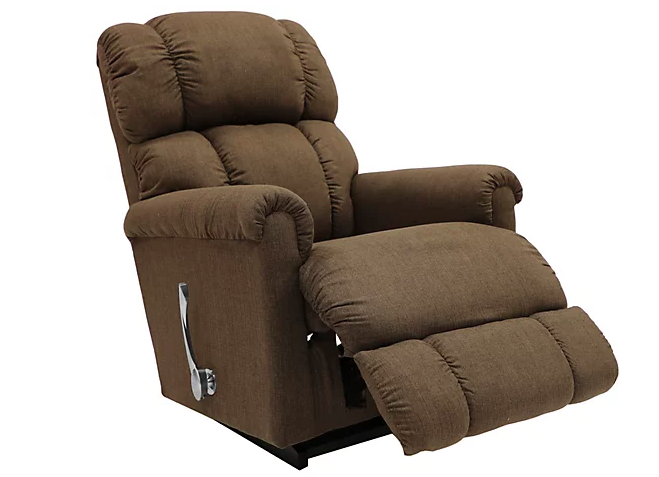 A gentle pull on the handle, and you'll be kicking back. (Photo: QVC)