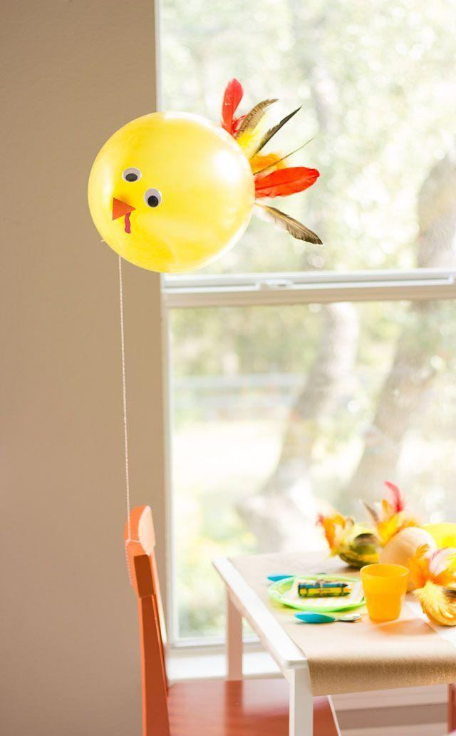 "<p>Googly eyes make every holiday more fun! But the best part of this craft is the fact that it can float right above your kids' chairs for everyone at your Thanksgiving dinner to see.</p><p><strong>Get the tutorial at <a href=""https://designimprovised.com/2014/11/thanksgiving-kids-crafts.html"" rel=""nofollow noopener"" target=""_blank"" data-ylk=""slk:Design Improvised"" class=""link rapid-noclick-resp"">Design Improvised</a>. </strong></p><p><strong><a class=""link rapid-noclick-resp"" href=""https://www.amazon.com/Metallic-Balloons-Graduation-Lasting-Decorations/dp/B07J2TJRT8?tag=syn-yahoo-20&ascsubtag=%5Bartid%7C10050.g.22626432%5Bsrc%7Cyahoo-us"" rel=""nofollow noopener"" target=""_blank"" data-ylk=""slk:SHOP BALLOONS"">SHOP BALLOONS</a><br></strong></p>"