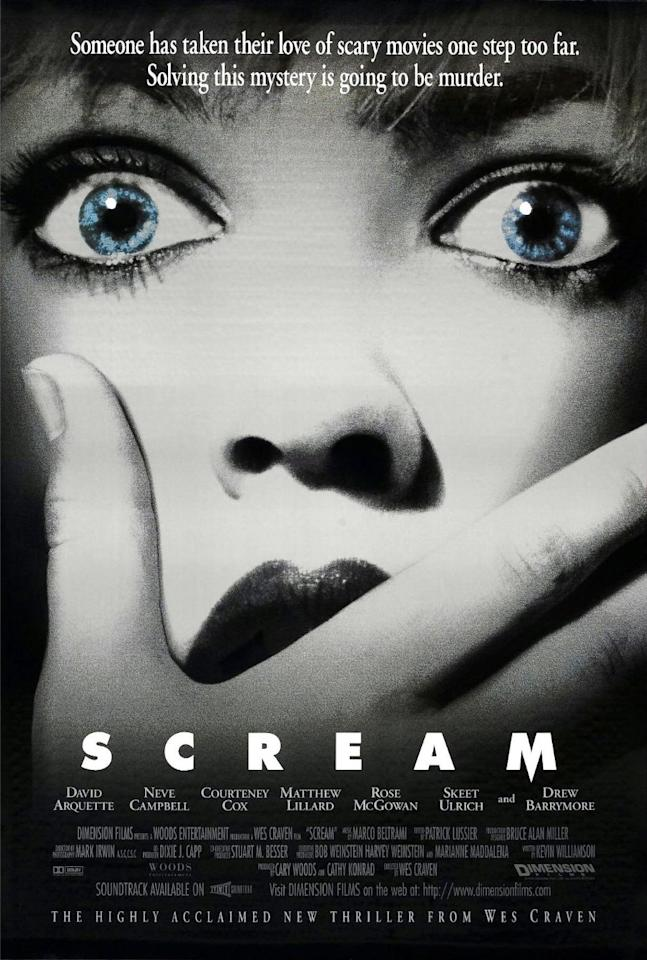 "<p><a class=""body-btn-link"" href=""https://www.netflix.com/title/939827"" target=""_blank"">WATCH NOW</a></p><p><em>Scream</em> helped reignite the mainstream horror genre when it originally debuted back in 1996, not only because its tale of Sidney, a high school girl, and her friends being terrorized by a movie-obsessed serial killer was flat out, grip-the-arms-of-your-chair scary, but because its metatextual commentary on the genre put a brand new spin on some of horror's favorite tropes. </p>"