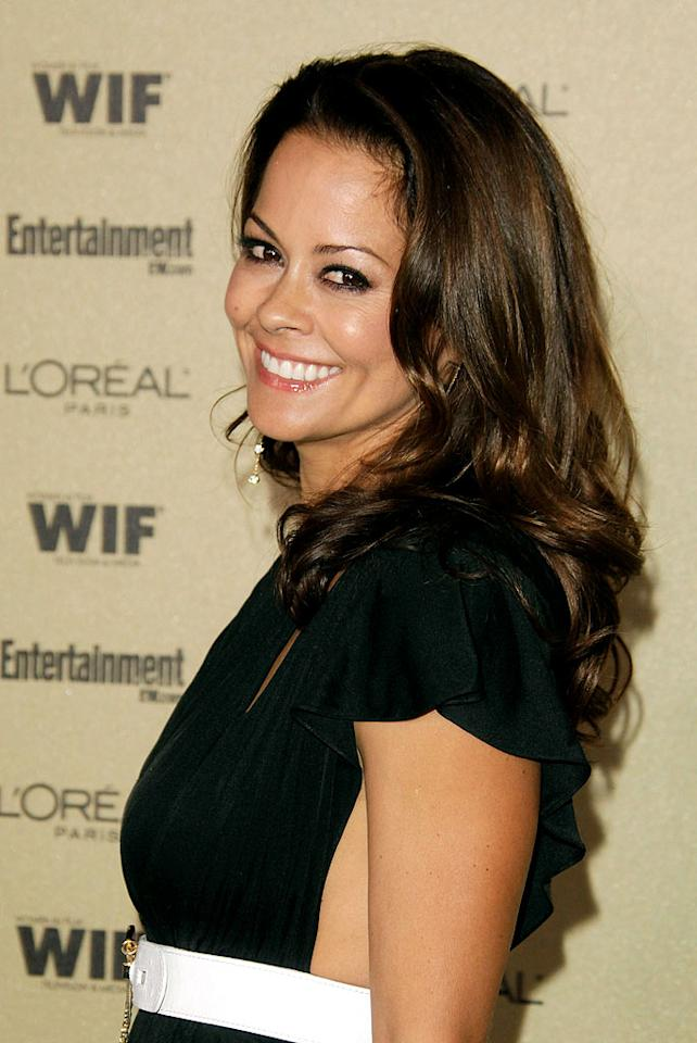 """September 8: Brooke Burke turns 39 Todd Williamson/<a href=""""http://www.gettyimages.com/"""" target=""""new"""">GettyImages.com</a> - August 27, 2010"""