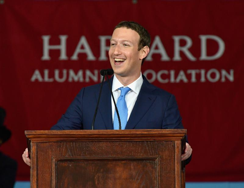 Mark Zuckerberg (Paul Marotta/Getty Images)