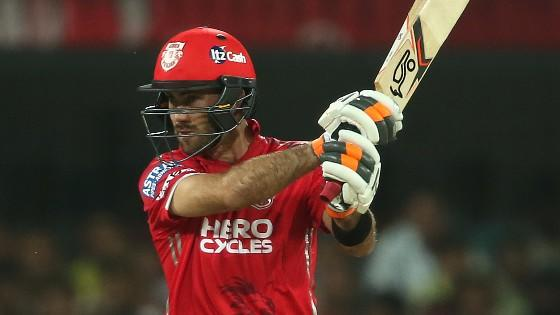 Maxwell and Miller's 79-Run Stand Guides KXIP to a 6-Wkt Victory