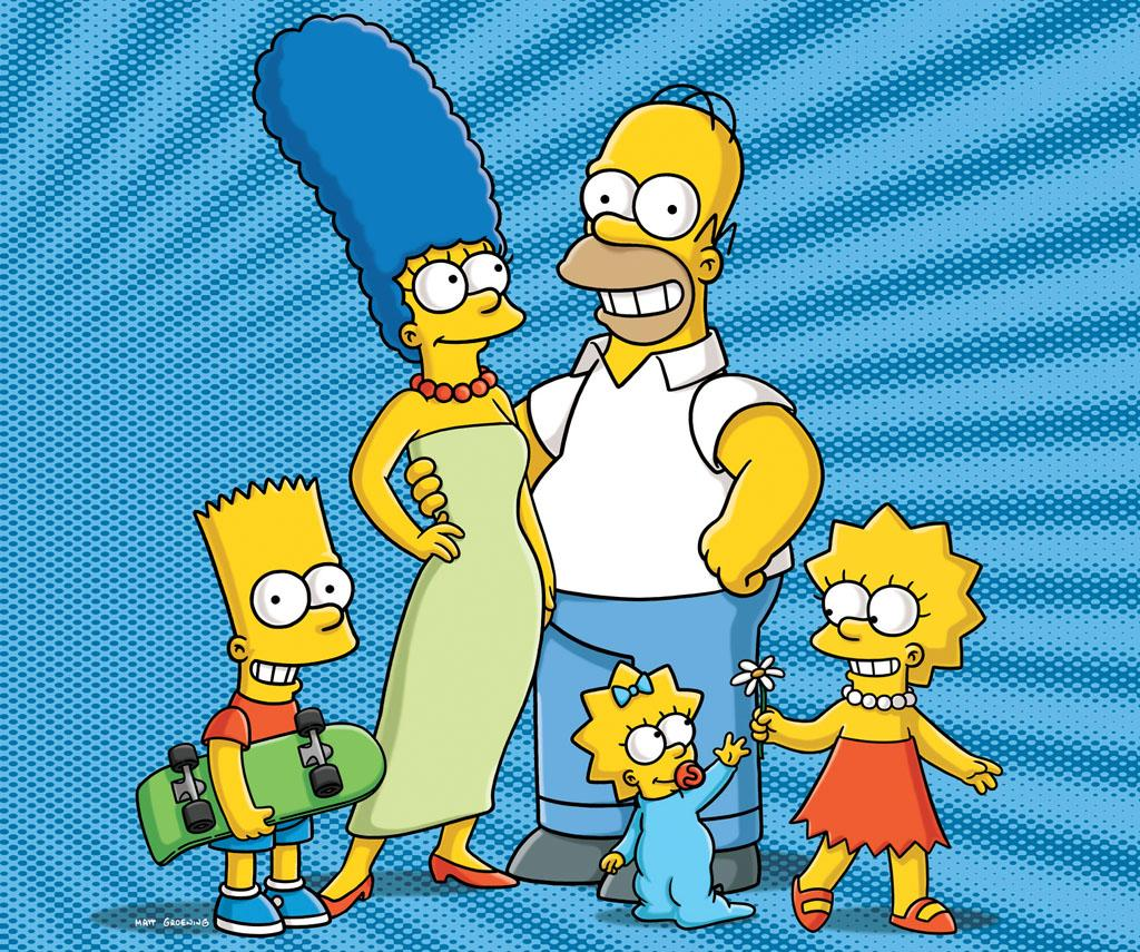 "Animated Program: ""The Simpsons"""