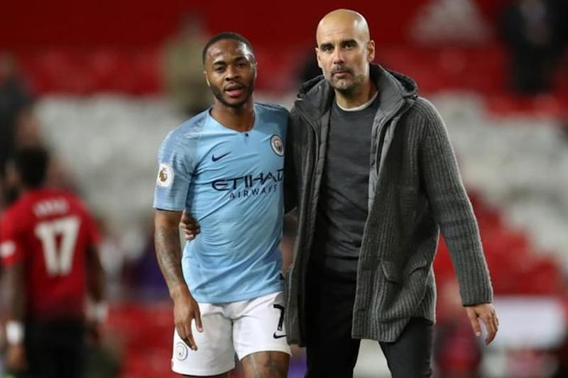Pep Guardiola Calm Over Raheem Sterling's Praise of Real Madrid That Has Sparked Transfer Rumours
