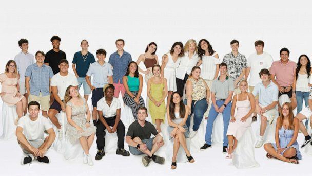 PHOTO: Over the past 20 years, ABC News has periodically gathered with this group of children who had lost their fathers to the 9/11 terror attacks. In 2021, the children are now young adults. (ABC)