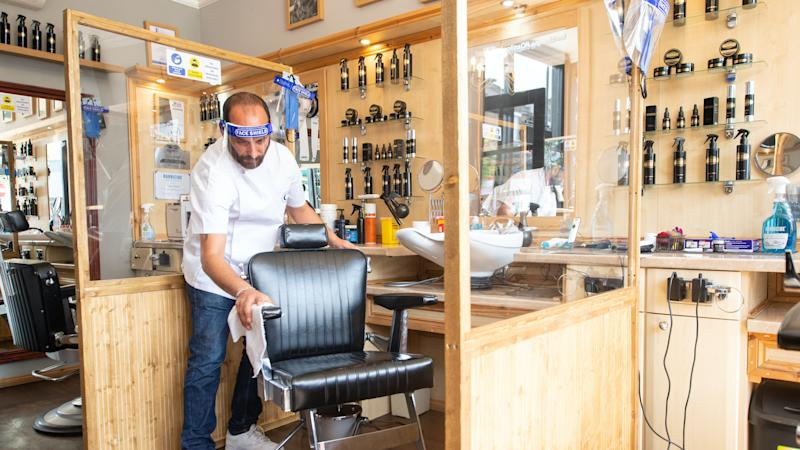 Training for barbers to spot warning signs of mental health problem
