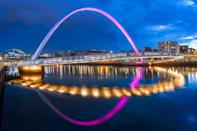 """<p>Whether you're up for a night on the Toon or a trip to see the iconic Angel of the North, Newcastle is a hive of activity and excitement. From the hip cultural quarter to the metropolitan Gateshead and endless pubs, you'll never be bored here. </p><p><a class=""""link rapid-noclick-resp"""" href=""""https://go.redirectingat.com?id=127X1599956&url=https%3A%2F%2Fwww.lastminute.com%2Fhotels%2Fcity%2Fhotels-in-Newcastle-upon-Tyne-GB&sref=https%3A%2F%2Fwww.cosmopolitan.com%2Fuk%2Fentertainment%2Ftravel%2Fg30397906%2Fbest-places-to-visit-uk%2F"""" rel=""""nofollow noopener"""" target=""""_blank"""" data-ylk=""""slk:BOOK NOW"""">BOOK NOW</a></p>"""