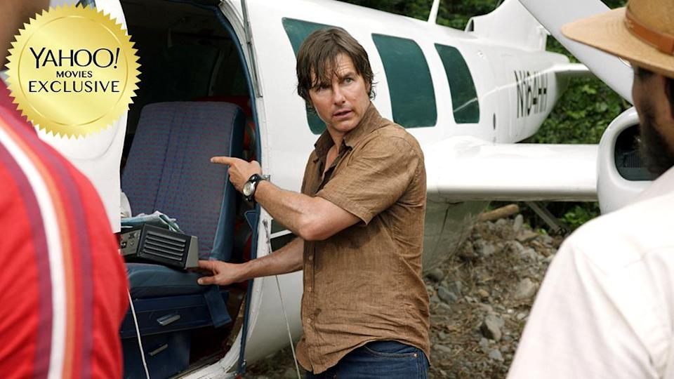 "<p><a href=""https://www.yahoo.com/movies/tagged/tom-cruise"" data-ylk=""slk:Tom Cruise"" class=""link rapid-noclick-resp"">Tom Cruise</a> stars as accidental flyboy/drug runner Barry Seal in <a href=""https://www.yahoo.com/movies/tagged/doug-liman"" data-ylk=""slk:Doug Liman"" class=""link rapid-noclick-resp"">Doug Liman</a>'s <a href=""https://www.yahoo.com/movies/film/goodfellas"" data-ylk=""slk:Goodfellas"" class=""link rapid-noclick-resp""><em>Goodfellas</em></a>-flavored biopic. Like their previous collaboration, <a href=""https://www.yahoo.com/movies/film/edge-of-tomorrow"" data-ylk=""slk:Edge of Tomorrow"" class=""link rapid-noclick-resp""><em>Edge of Tomorrow</em></a>, it should offer plenty of visual energy and vintage Cruise swagger. 