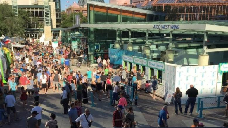 Festivals pushed off Churchill Square ask city for help with relocation costs