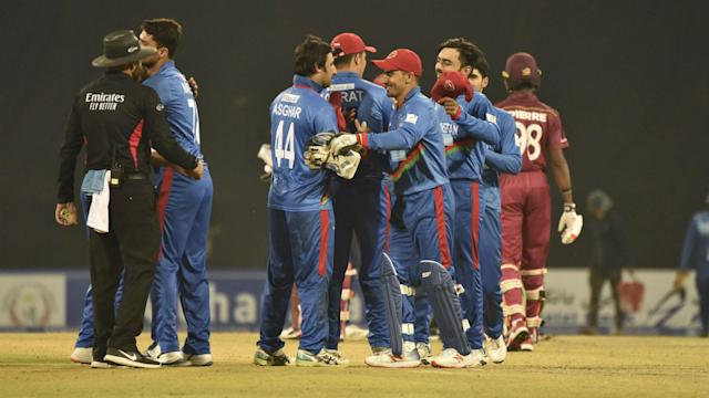 Afghanistan came from 1-0 down to win the Twenty20 international series against West Indies, Rahmanullah Gurbaz starring with the bat.