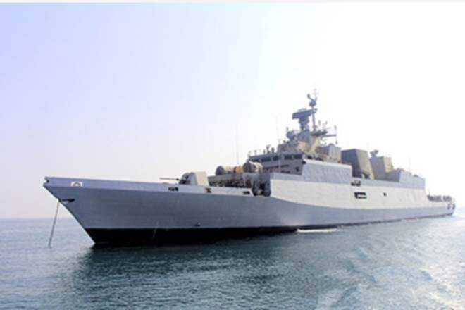 GRSE, Kolkata, Ministry of Defence, Indian Navy, ASWSWC ships, Landing Craft Utility, Project 17A, Landing Craft Utility