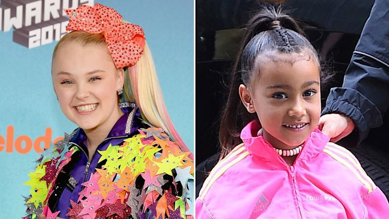 e0a2ca435800 JoJo Siwa and North West Are Reportedly Collaborating on a YouTube Video