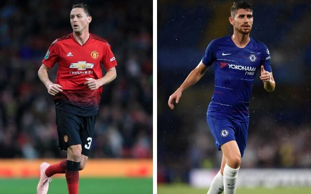 Chelsea were heavily criticised for selling Nemanja Matic but now have Jorginho