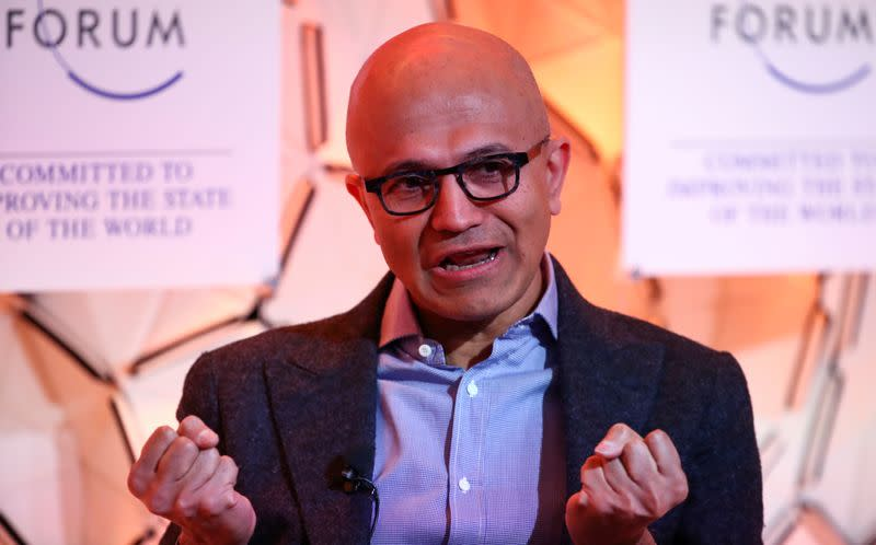 Microsoft to invest $1.1 billion in Mexico over next five years: CEO