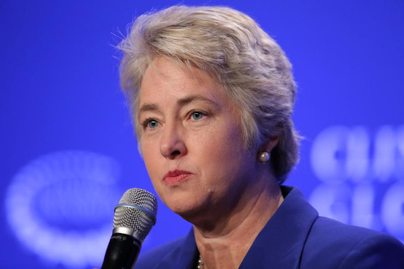 Former Houston mayor Annise Parker (Jemal Countess via Getty Images)