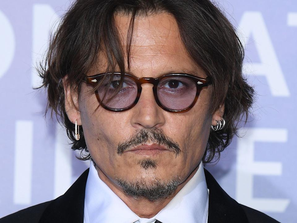 Johnny Depp resigned from 'Fantastic Beasts' at the request of Warner BrosGetty Images for La Fondation Pr