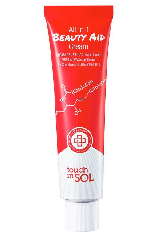 Normal skin requires no less attention than other skin types. It still benefits from regular cleansing, exfoliating and moisturising. Product choice will often depend on personal preference for textures, smells and ingredients. If you are occasionally prone to suffering from dehydration, a great option for moisturiser is the All in 1 Beauty Aid Cream from Korean brand Touch In Sol ($49.99 pictured and available in Priceline) which leaves skin feeling so hydrated and also delivers the most unbelievable base for makeup. The Malin & Goetz Vitamin E Face Moisturiser ($72 from Mecca Cosmetica) is also infused with antioxidants, Vitamin E and B5 to deliver hydration in a non-greasy formula.