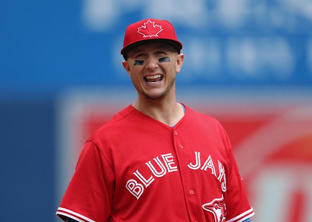 Shortstop Troy Tulowitzki is headed to the Bronx. (Getty Images)