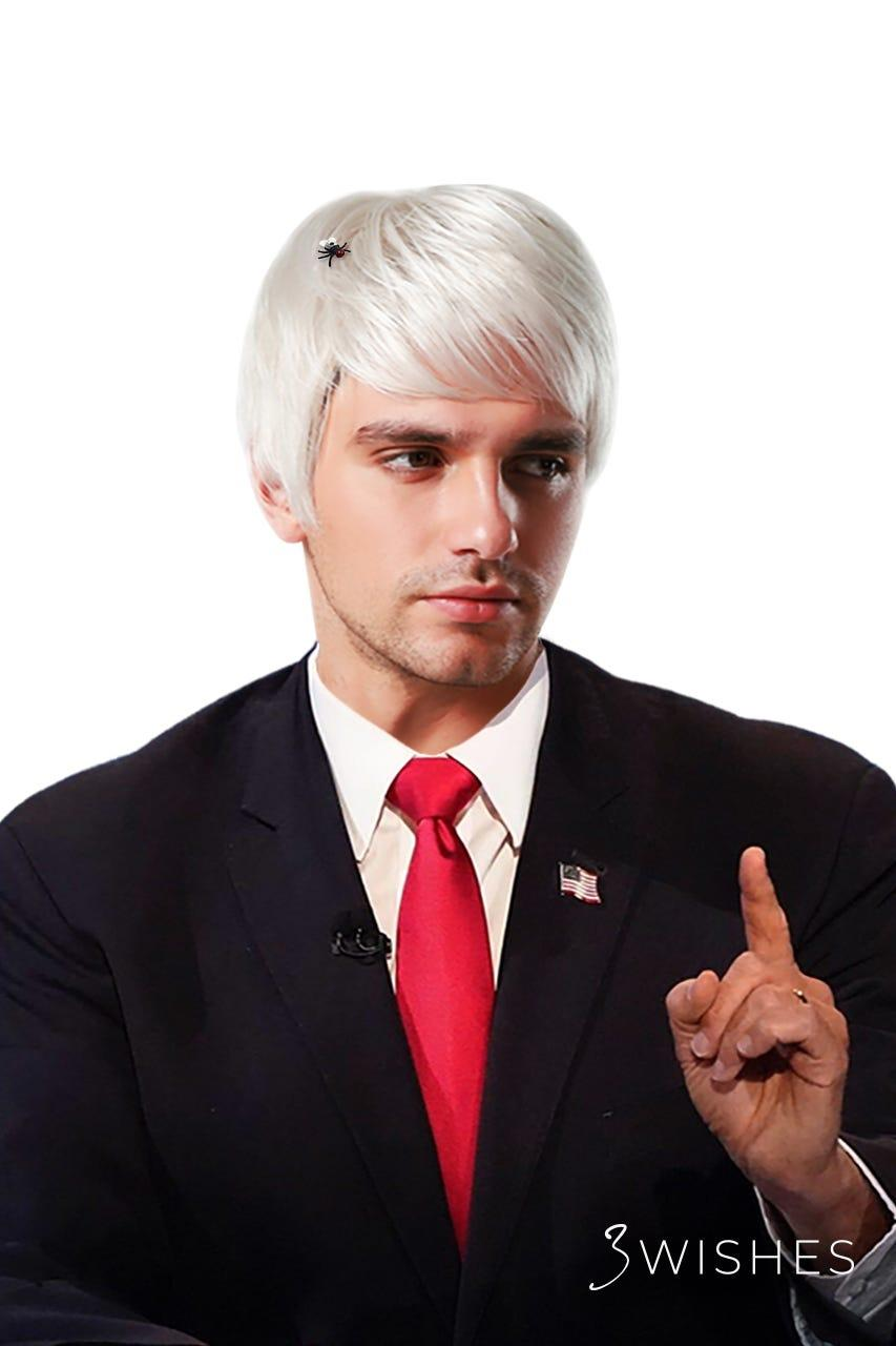 """The """"Debate Fly Wig"""" from 3Wishes.com."""