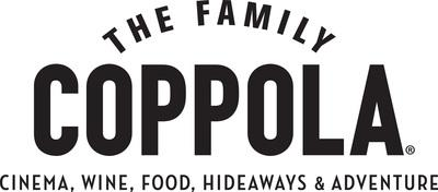 The Family Coppola is a global lifestyle brand that represents specialties in award-winning wine, wineries, resorts, spirits, film, food, adventure and more. (PRNewsfoto/The Family Coppola)