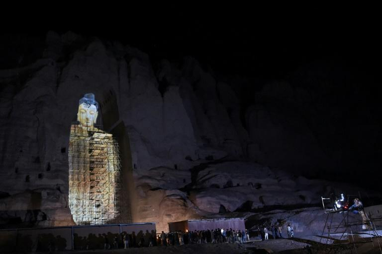 Many consider the wanton destruction of Bamiyan's Buddha statues to be among the world's worst cultural crimes (AFP/WAKIL KOHSAR)