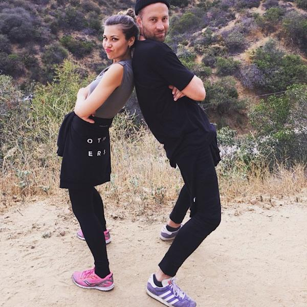 is britt dating the guy who left the bachelorette The knot goes inside 'bachelor' star britt nilsson's california ranch wedding here's how she topics:britt nilssoncelebrity weddingsexclusivethe bachelor the bachelorettewedding photos six years ago, britt nilsson went on a blind date with a hairstylist and aspiring actor named jeremy byrne.