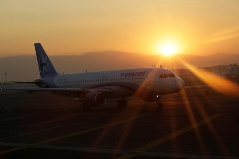 Mexico's Interjet to gradually reopen more routes from July