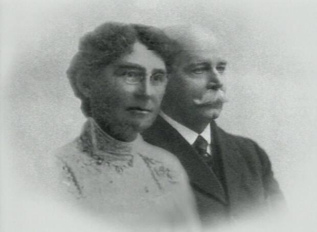 Armine Gosling, seen here with husband and former St. John's mayor William Gosling, was a leader of the women's suffrage movement in Newfoundland and Labrador.