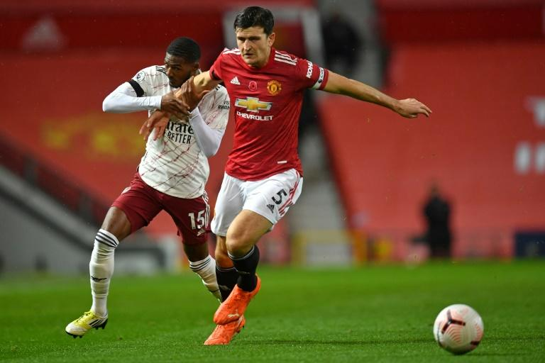 Man Utd critics are jealous says Maguire