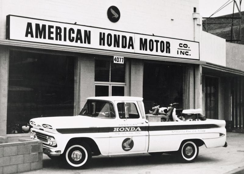 Honda Restored A Chevy Truck Because History Matters More Than Brand