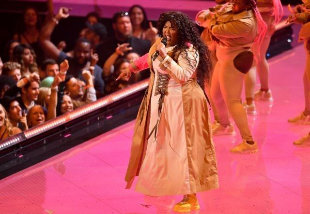 Pop star Lizzo: America's spicy poster girl of self-love