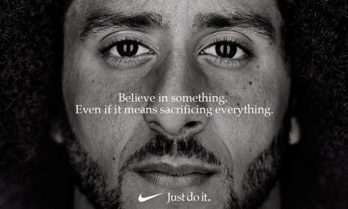 Nike's 'Dream Crazy' advert starring Colin Kaepernick wins Emmy