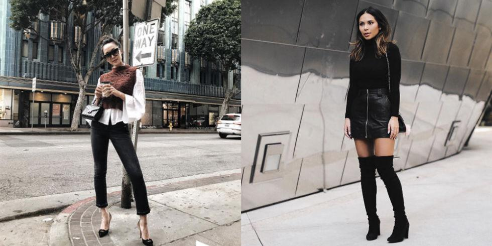 <p>Your weekly dose of #OOTD inspiration.</p>