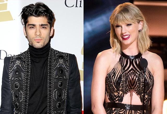 "<p>This was Zayn's second top 10 solo hit; Swift's 20th. It's the year's top hit that was sung, at least in part, by a woman. The song, from <em>Fifty Shades Darker</em>, is also the year's top hit from a film. <a href=""https://www.youtube.com/watch?v=7F37r50VUTQ"" rel=""nofollow noopener"" target=""_blank"" data-ylk=""slk:LISTEN HERE"" class=""link rapid-noclick-resp""><strong>LISTEN HERE</strong></a>.<br>(Photo: AP Images) </p>"
