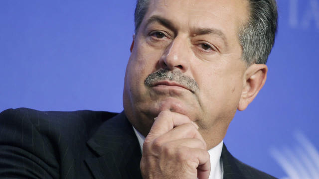 Andrew Liveris, CEO and chairman of The Dow Chemical Company