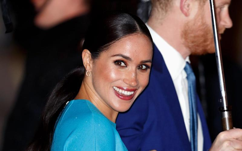 The Duchess of Sussex - Max Mumby